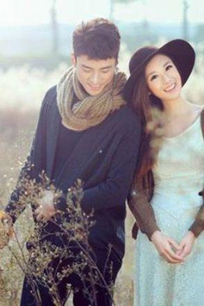 北京情侣外景写真