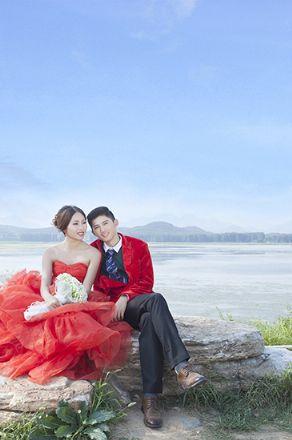 北京婚纱摄影要多少钱