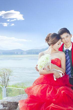 北京婚纱摄影工作室推荐
