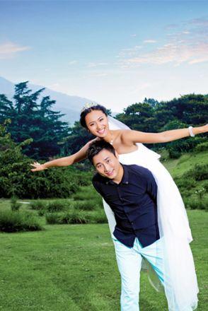 北京婚纱摄影艺术照