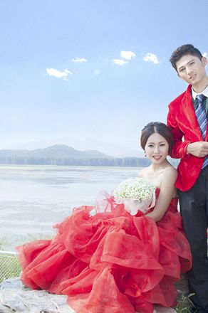 北京外景婚纱摄影工作室