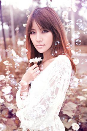 北京施华洛婚纱摄影个人写真
